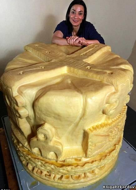 картинки самых больших тортов